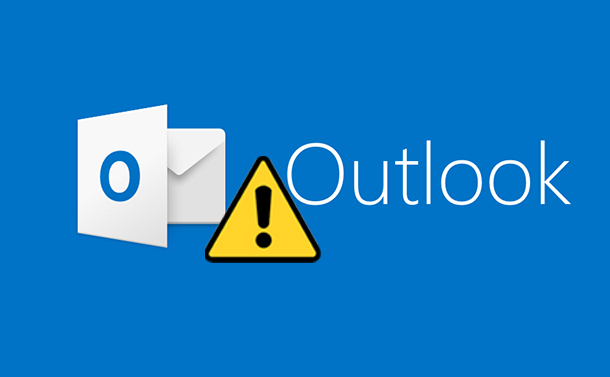 Outlook Error Solved